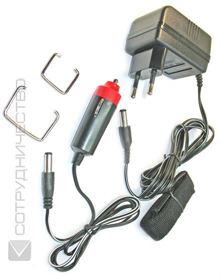 Электрические схемы фонариков